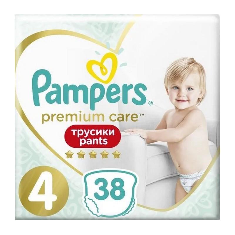 PAMPERS PREMIUM PANTS VP 38 MAXI S4