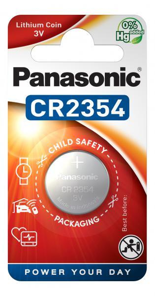 PANASONIC CR 2354-3V