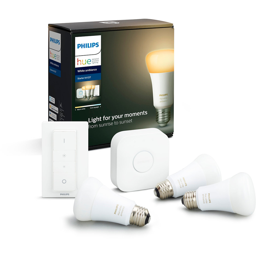 PHILIPS HUE 95W A60 E27 3 SET S BT