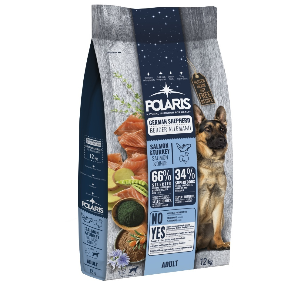 POLARIS ADULT GERMSHSALMTURK 12KG
