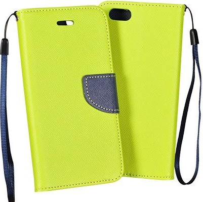 ALIGATOR PUZ.FANCY HTC DESIRE 820 NAVY-LIME