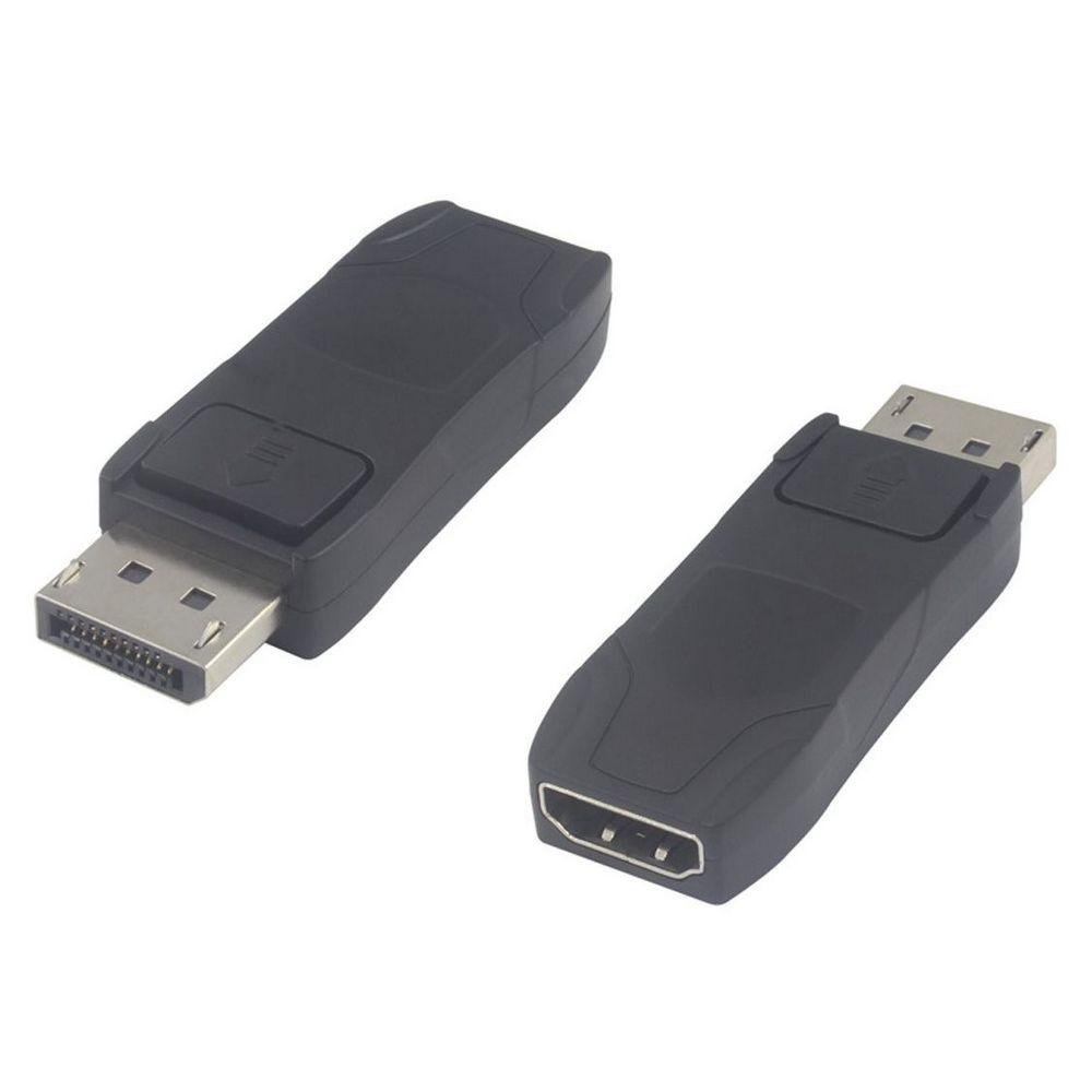 PREMIUMCORD ADAPTER DISPLAYPORT - HDMI MALE/FEMALE, SUPPORT 3D, 4K 2K 30HZ, KPORTAD10