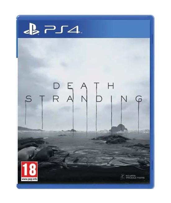 PS4 DEATH STRANDING CZ