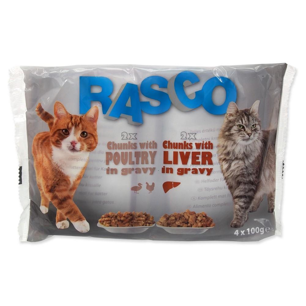 RASCO CAT KAPSICKY S DRUBEZIM/ S JATRY MULTIPACK (400G)