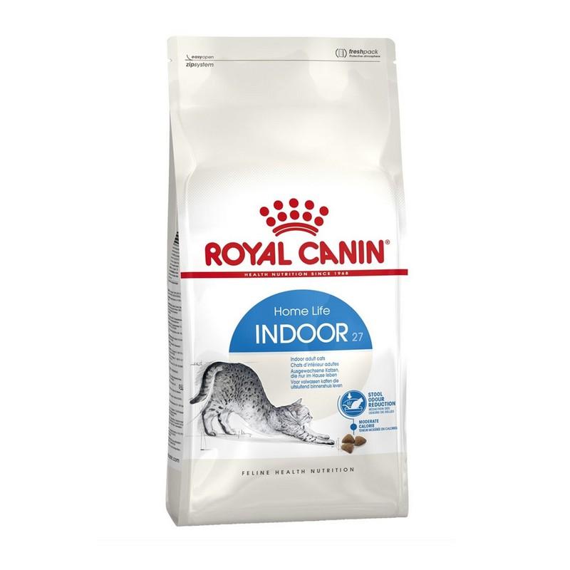 ROYAL CANIN FHN INDOOR 27-10 KG