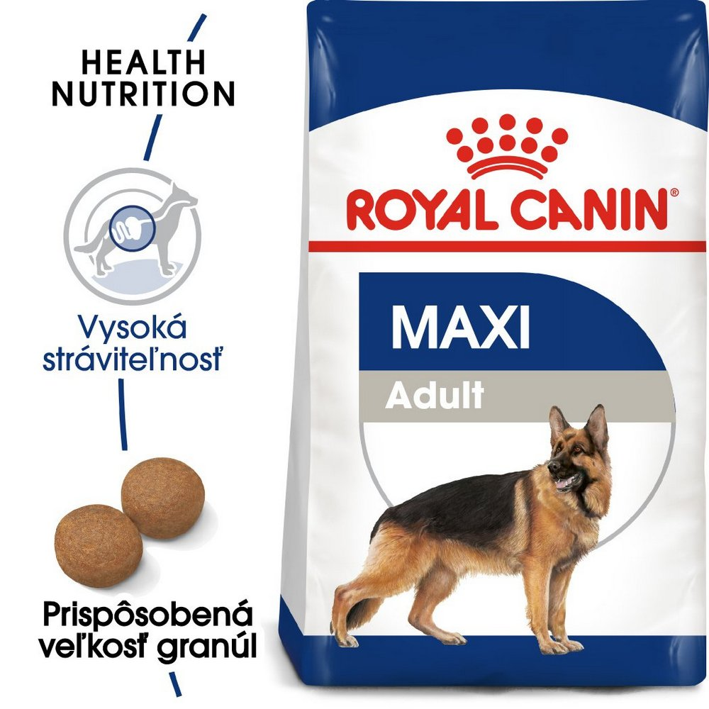 ROYAL CANIN SHN MAXI ADULT 4KG