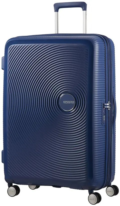 SAMSONITE AMERICAN TOURISTER SOUNDBOX SPINNER 32G41003 7728 TSA EXP MIDNIGHT NAVY 32G41003