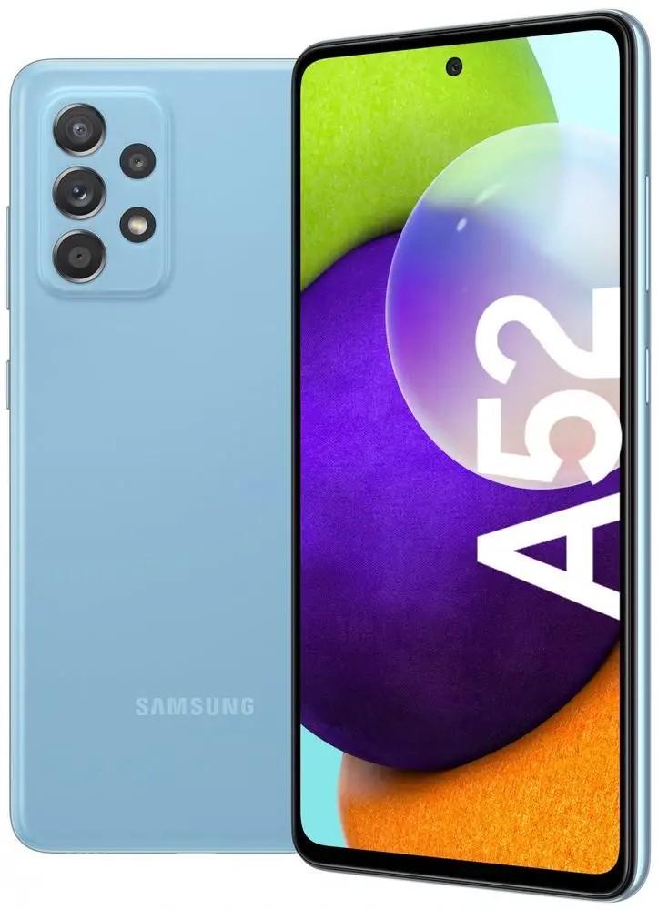 SAMSUNG A525 GALAXY A52 128GB, DUOS, MODRA