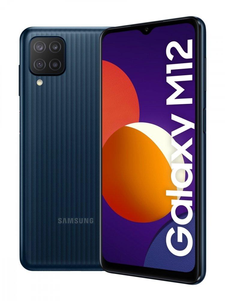 SAMSUNG M127F GALAXY M12 4GB/128GB BLACK