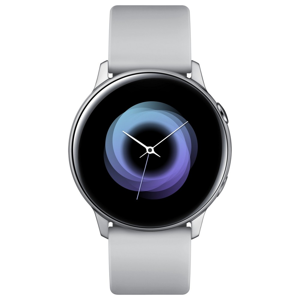 SAMSUNG GALAXY WATCH ACTIVE SILVER SMR500NZSAXSK