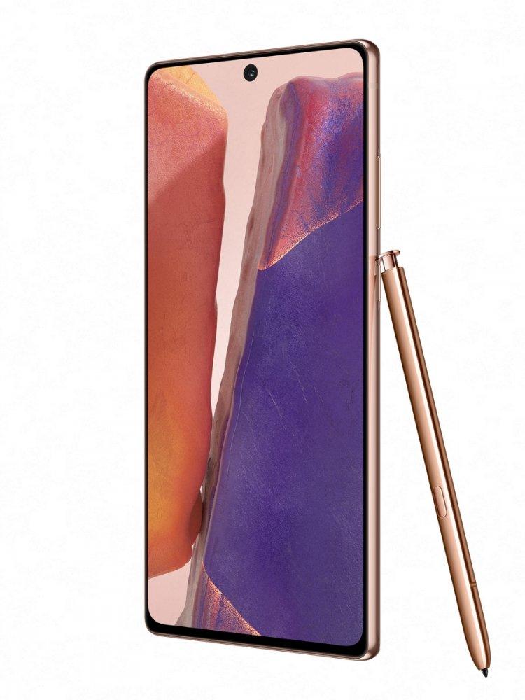 SAMSUNG N980 GALAXY NOTE20 DUOS 256GB BRONZOVY