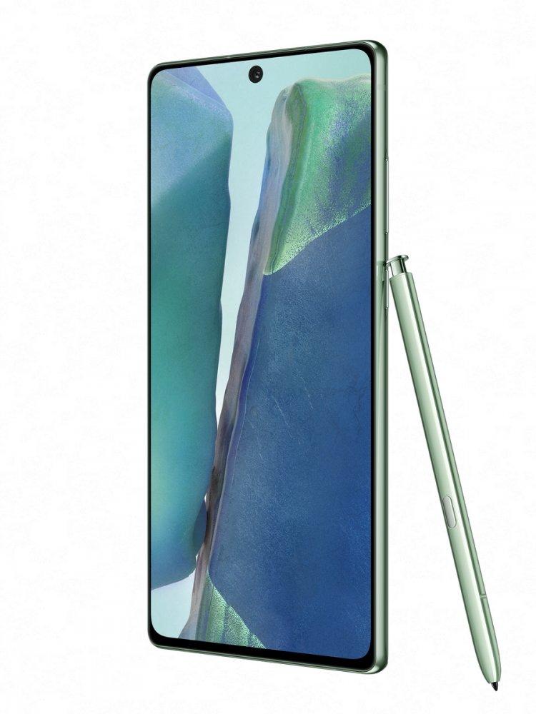 SAMSUNG N980 GALAXY NOTE20 DUOS 256GB ZELENY