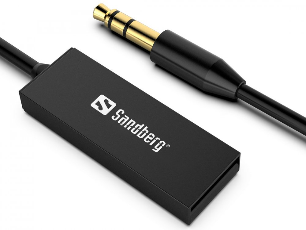 SANDBERG ADAPTER BLUETOOTH AUDIO LINK USB, 450-11