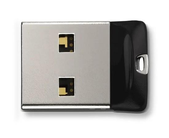 SANDISK CRUZER FIT 64GB USB 2.0, SDCZ33-064G-G35