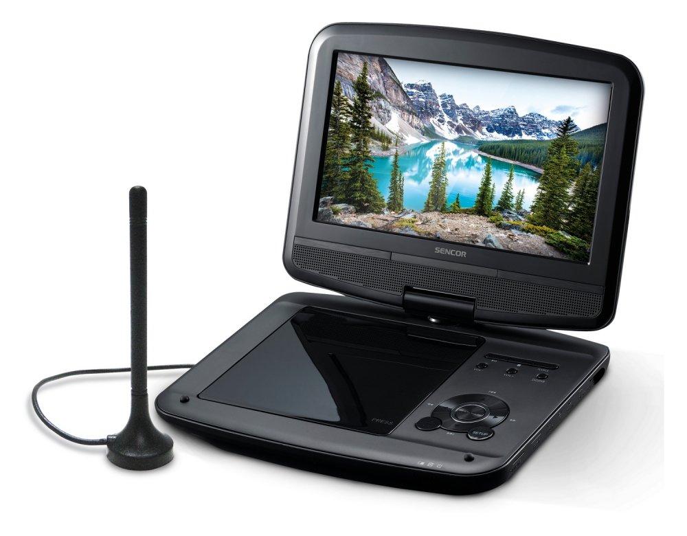 SENCOR SPV 7926T DVD + DVB-T2 (HEVC)