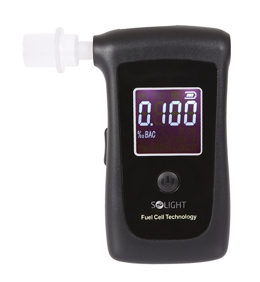 SOLIGHT 1T06 ALKOHOL TESTER