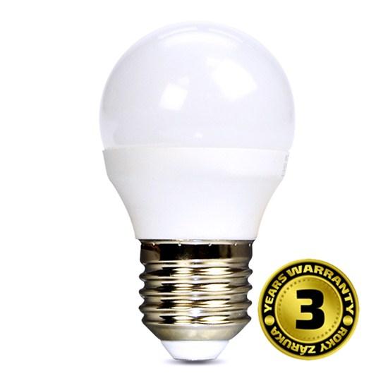 SOLIGHT WZ411 LED ZIAROVKA, MINIGLOBE, 4W, E27, 3000K, 310LM