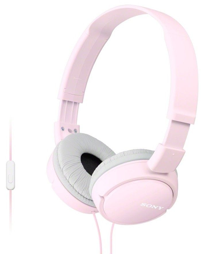 SONY MDR-ZX110AP RUZOVE (MDRZX110APP.CE7)