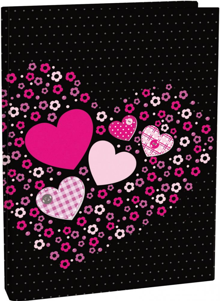 STIL BOX NA ZOSITY A4 SWEET HEART 1523999