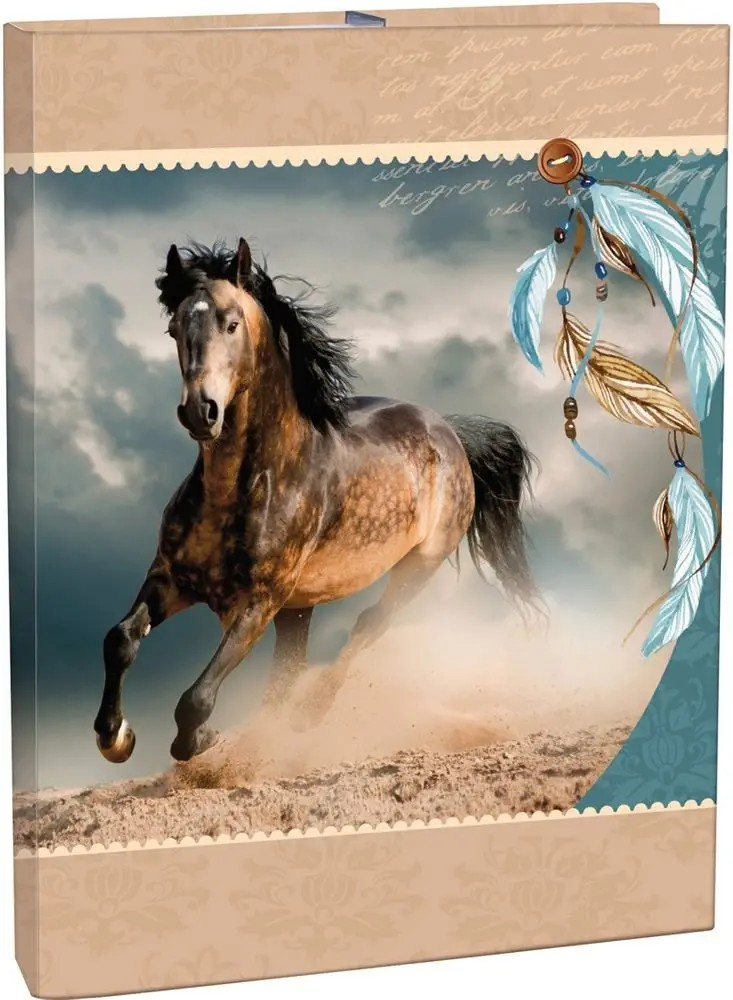 STIL BOX NA ZOSITY A4 WILD HORSE 1523997
