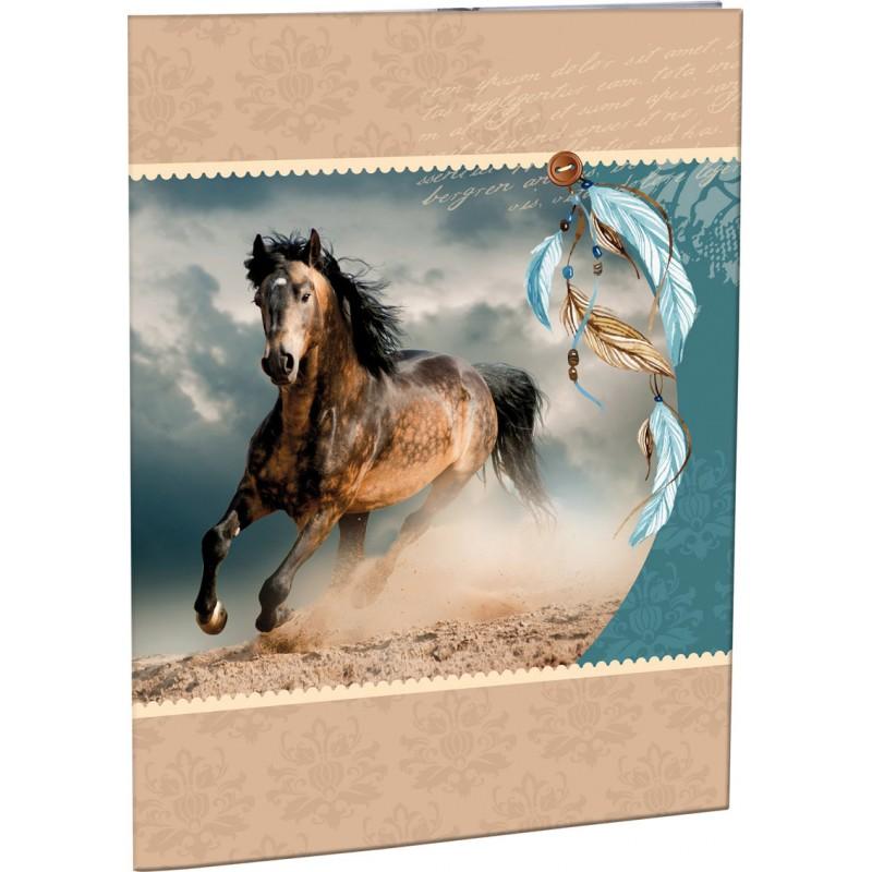 STIL DOSKY NA ABECEDU WILD HORSE 1524033