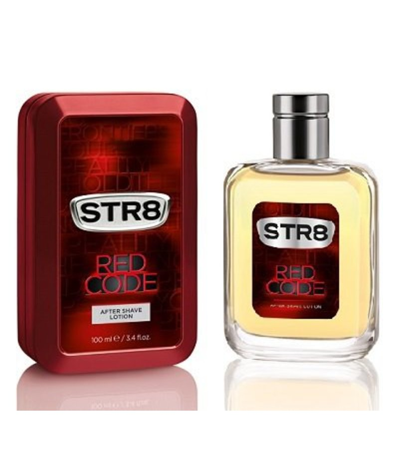 STR8 VODA PO HOLENI RED CODE 100ML