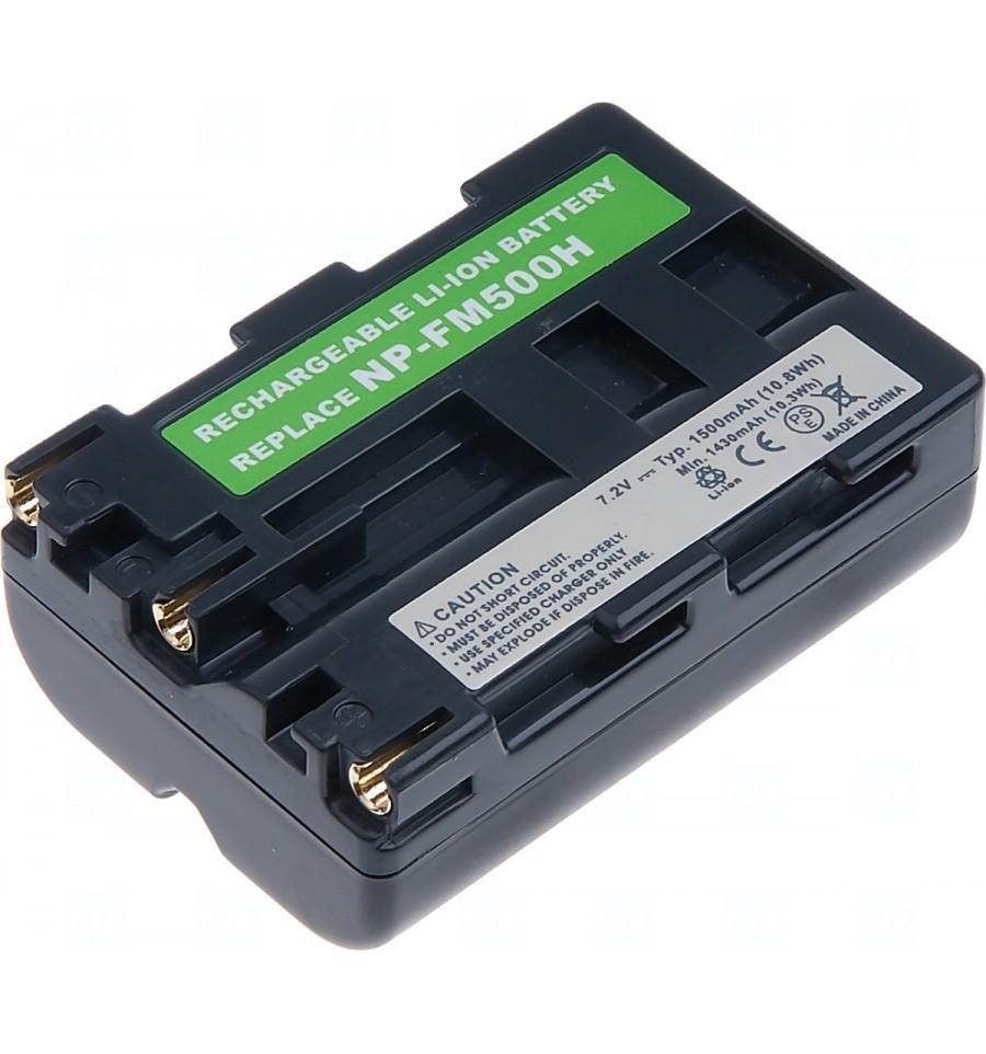 T6 POWER BATERIA SONY NP-FM500H, 1700MAH, SEDA, DCSO0024