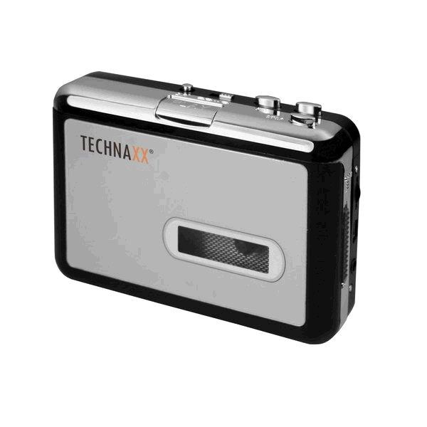 TECHNAXX DIGITAPE - PREVOD AUDIO KAZET DO MP3 DORMATU (DT-01)