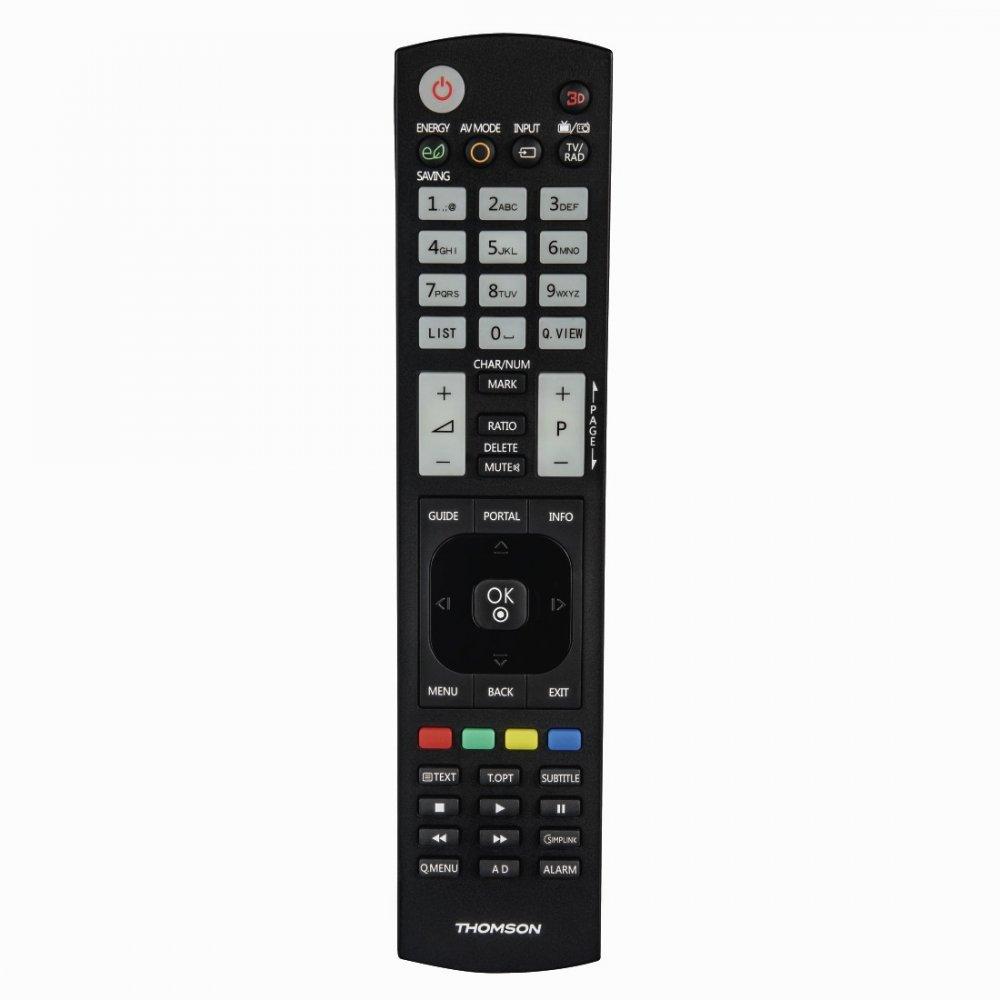 THOMSON ROC1128LG, UNIVERZALNY OVLADAC PRE TV LG - HAMA 132674