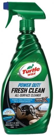 TURTLE WAX POWER OUT FRESH CLEAN ALL SURFACE