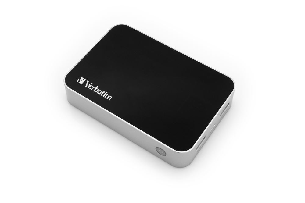 VERBATIM PRENOSNY POWERBANK 10400 MAH, 2X USB PORT