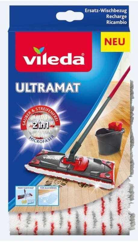 VILEDA ULTRAMAX MOP NAHRADA MICROFIBRE 2V1 155747