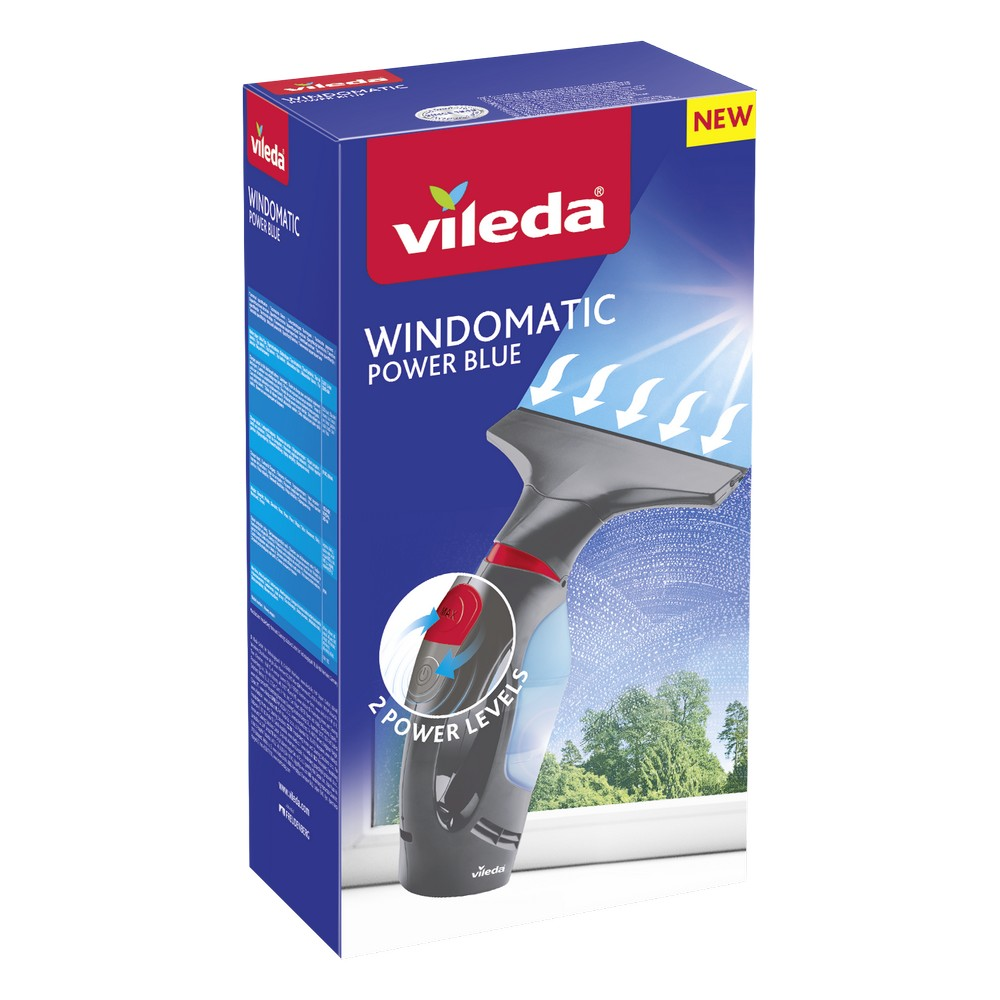 VILEDA WINDOMATIC POWER S EXTRA SACIM VYKONOM