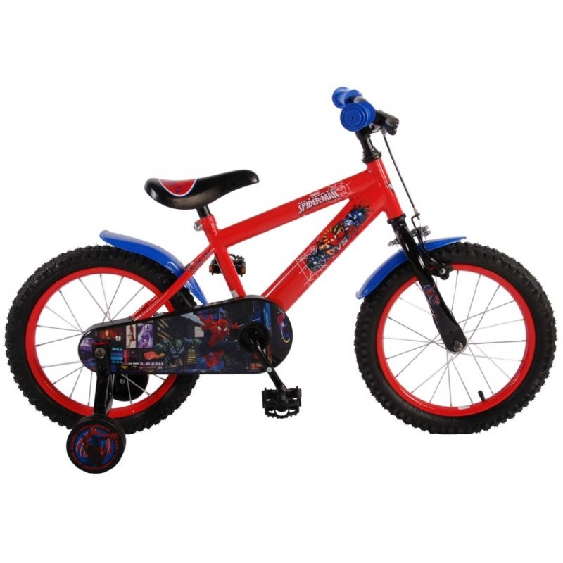 VOLARE DETSKY BICYKEL ULTIMATE SPIDERMAN 16 V41654CH