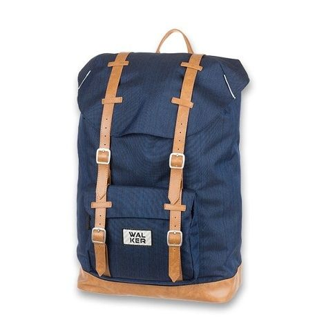 WALKER RUKSAK LIBERTY CONCEPT BLUE