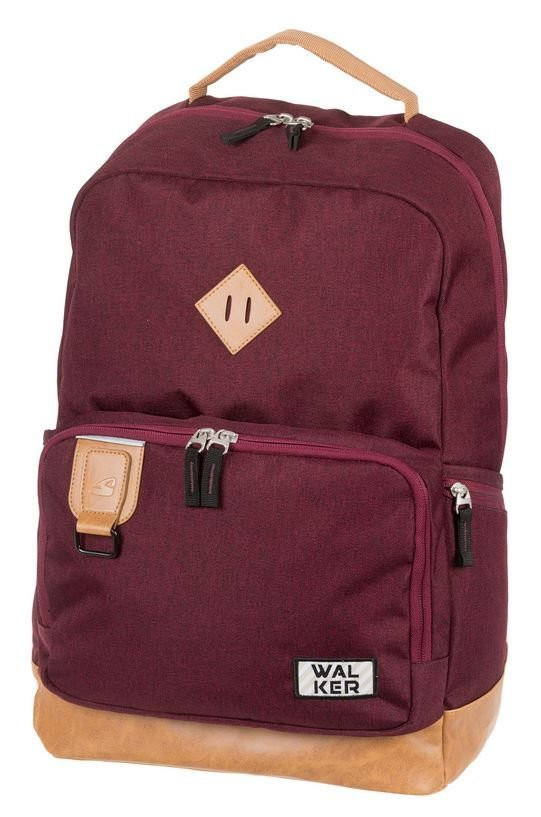 WALKER RUKSAK PURE CONCEPT DARK RED