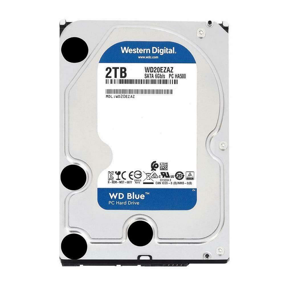 WD BLUE WD20EZRZ 3.5 HDD 2TB