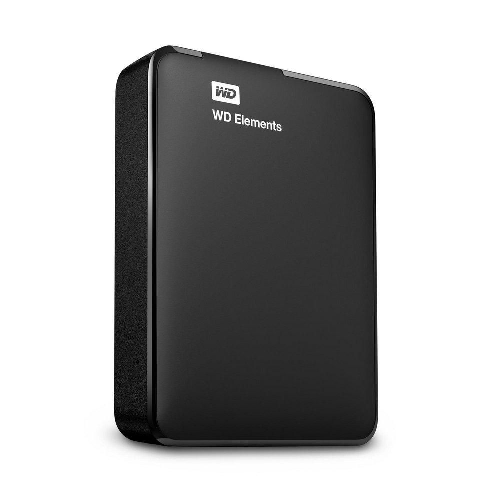 WD ELEMENTS PORTABLE 2.5'' EXTERNY HDD 1.5TB, USB 3.0, CIERNY WDBU6Y0015BBK-WESN