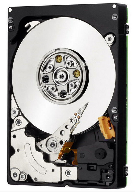 WD WD20EFRX 2TB HDD 3,5""
