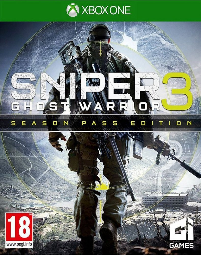 XBOX ONE SNIPER: GHOST WARRIOR 3 SEASON PASS EDITION