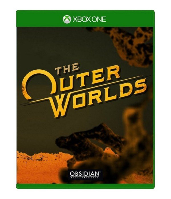 XBOX ONE THE OUTER WORLDS