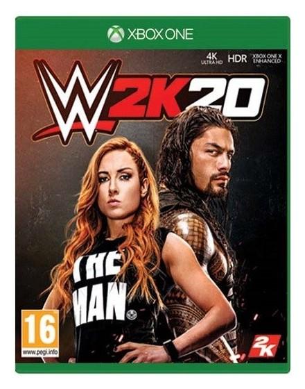 XBOX ONE WWE 2K20