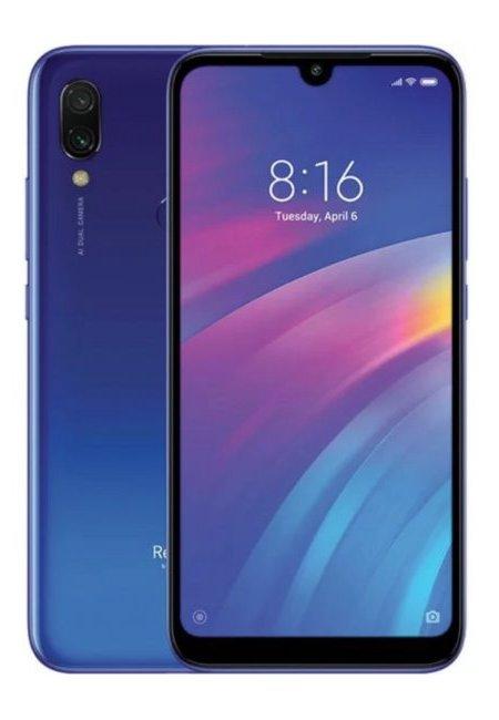 64754384aa99e XIAOMI REDMI 7 3GB/32GB DUAL SIM COMET BLUE | Andrea Shop