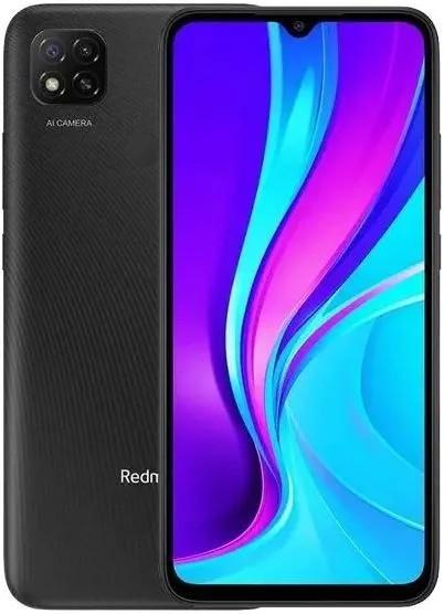 XIAOMI REDMI 9C NFC 3GB/64GB MIDNIGHT GRAY