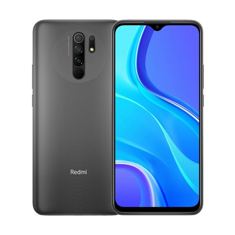 XIAOMI REDMI 9 4GB/64GB CARBON GREY