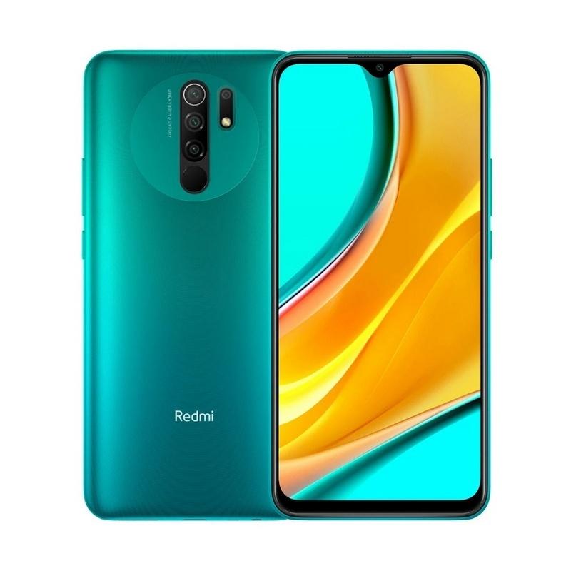XIAOMI REDMI 9 4GB/64GB DUAL SIM, OCEAN GREEN
