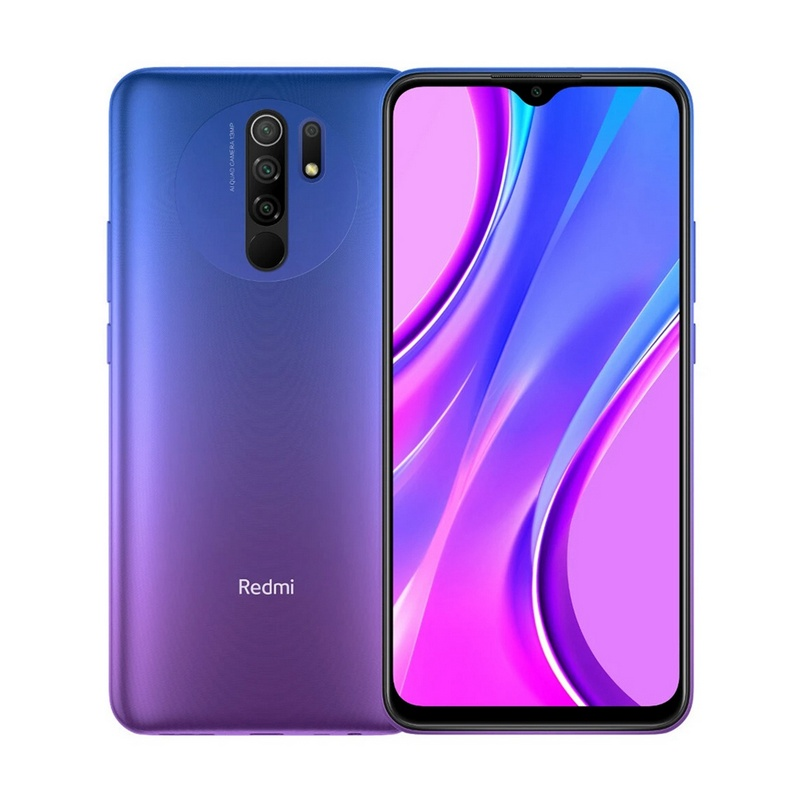 XIAOMI REDMI 9 4GB/64GB SUNSET PURPLE