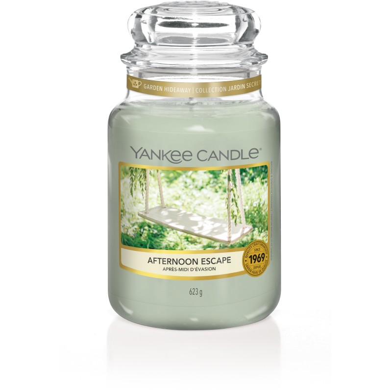 YANKEE CANDLE 1651379E SVIECKA AFTERNOON ESCAPE/VELKA