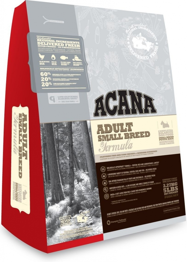 ACANA DOG ADULT SMALL BREED 6KG