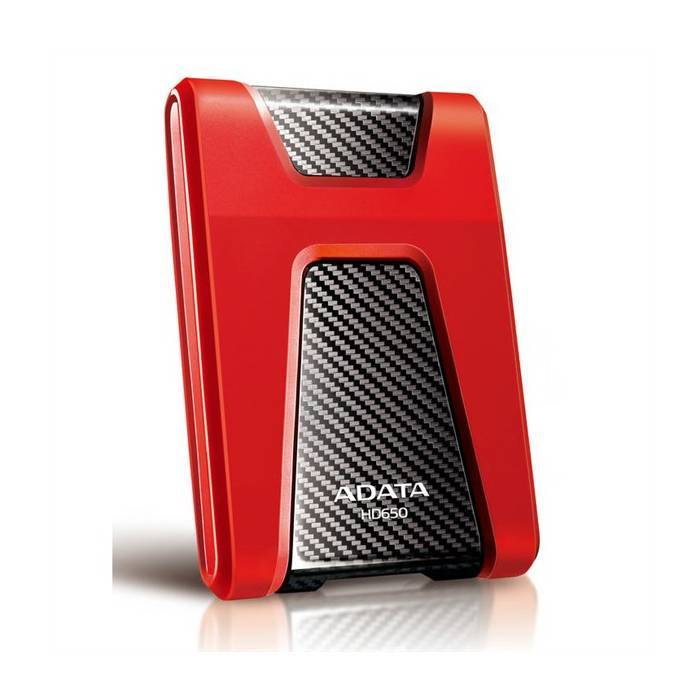 A-DATA HD650-1TB RED AHD650-1TU3-CRD